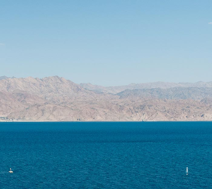 Eilat - The Sea